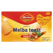 Van der Meulen Melba Toast Naturel