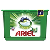 Ariel  Wasmiddel Capsules 3 In 1 Pods Regular