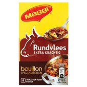 Maggi Bouillon Blok Rund Minder Zout
