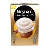 Nescafé Koffie Latte Vanille