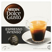 Nescafe Dolce Gusto Koffiecups Espresso Intenso