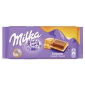 Milka Tablet Caramel