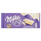 Milka Chocolade Tablet Wit