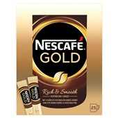 Nescafé Oploskoffie Goud Sticks