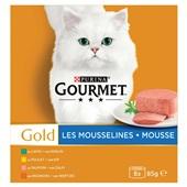 Gourmet Gold Kattenvoer Fijne Mousse