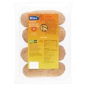 Bio+ Afbak Broodjes Broodmandje Eko