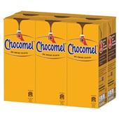 Chocomel Chocolademelk Vol achterkant