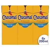 Chocomel Chocolademelk Halfvol mini