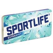 Sportlife Kauwgom Extramint achterkant