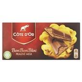 Côte d'Or Bonbonbloc Chocolade Praline Melk