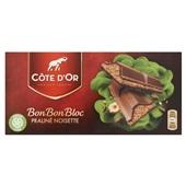 Côte d'Or Bonbonbloc Chocolade Praline Noisette