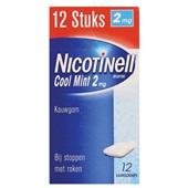 Nicotinell Nicotine Kauwgom 2 Mg