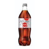 Coca Cola Light Fles 1 Liter