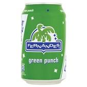 Fernandes Frisdrank Green Punch