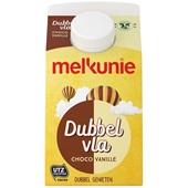 Melkunie Dubbelvla Vanille/Chocolade