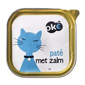 Oke Kattenvoer Paté Met Zalm