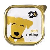 Oke Hondenvoer Paté Met Kip