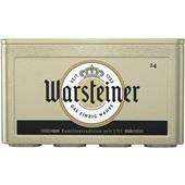 Warsteiner pils krat 24x30 cl