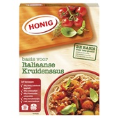 Honig Mix Italiaanse Kruiden Saus