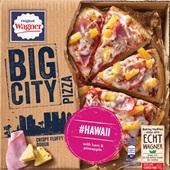 Wagner Big Pizza Pizza Hawaii