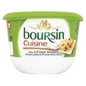 Boursin Cuisine Roomkaas Knoflook-Tuinkruiden