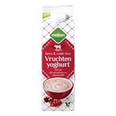 Melkan Magere Fruityoghurt Kers