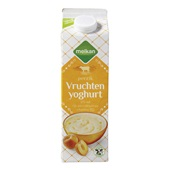 Melkan Magere Fruityoghurt Perzik