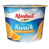 Almhof Kwark Spaanse Sinaasappel