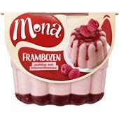 Mona Pudding Framboos