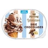 Hertog Ijs 3 Chocolade