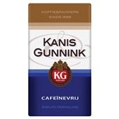 Kanis - Gunnink Koffie Cafeïnevrij