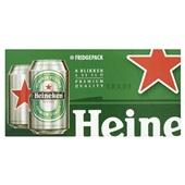 Heineken Pils Fridgepack  8 X 33