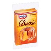Dr. Oetker Bakpoeder Backin achterkant