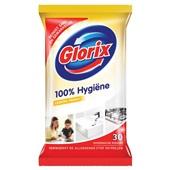 Glorix  Allesreiniger Hygiënische Doekjes Lemon Fresh