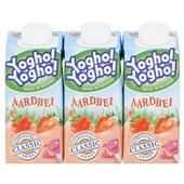 Yogho Yogho Drinkyoghurt Aardbei Mini