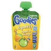 Organix Goodies fruithapje squeezy appel en mango
