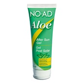 No-Ad Aftersun Aloe vera Gel