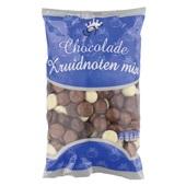 Nijverheid kruidnoten chocolade mix