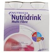Nutricia MF Aardbei 4x200 ml