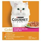 Gourmet Kattenvoer Luxe Mix