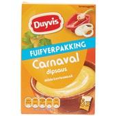 Duyvis Dips 5-pack carnaval