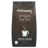 Fortisimo Koffie Espressobonen Dark