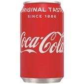 Coca Cola regular blik 33cl