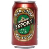 Export Bier Blik 33CL