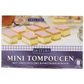 Quality Pastries mini tompouchen