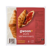 Gwoon roomboter croissants