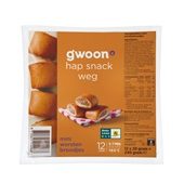 Gwoon worstenbroodjes mini