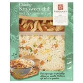 Padifood Kant-en-klaar maaltijd Kip sweet chili kantoneesse rijst