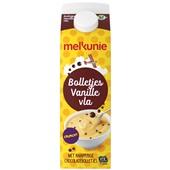 Melkunie Bolletjes vla vanille crunch voorkant