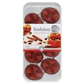 Bolsius Aromatic Wax malts Baked Apple